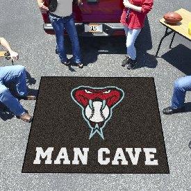 "Arizona Diamondbacks Man Cave Tailgater - 59.5""x71"""