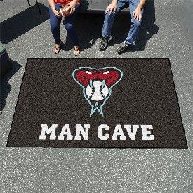 """Arizona Diamondbacks Man Cave Ultimat - 59.5""""x94.5"""""""