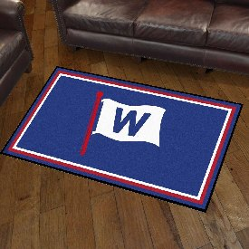 """Chicago Cubs 3x5 Rug - 36""""x 60"""""""