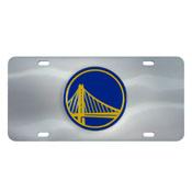 NBA - Golden State Warriors Diecast License Plate 12X6