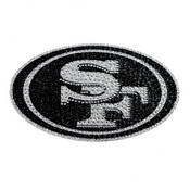 NFL - San Francisco 49ers Bling Decal 7