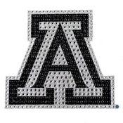 University of Arizona Bling Decal 7