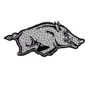 University of Arkansas Bling Decal 7