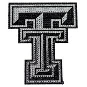 Texas Tech University Bling Decal 7