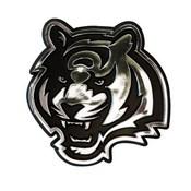NFL - Cincinnati Bengals Molded Chrome Emblem 3.25 x 3.25 -