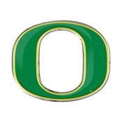 University of Oregon Embossed Color Emblem 3.25 x 3.25 -