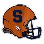Syracuse University Embossed Helmet Emblem 3.25 x 3.25 -