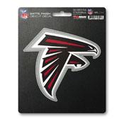 NFL - Atlanta Falcons Matte Decal 5 x 6.25 -