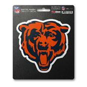NFL - Chicago Bears Matte Decal 5 x 6.25 -