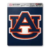 Auburn University Matte Decal 5 x 6.25 -