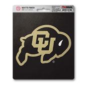 University of Colorado Matte Decal 5 x 6.25 -