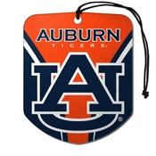 Auburn University Air Freshener 2-pk 2.75 x 3.5 -