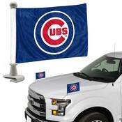 MLB - Chicago Cubs Ambassador Flags 4 x 6 -