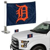MLB - Detroit Tigers Ambassador Flags 4 x 6 -