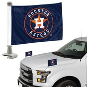 MLB - Houston Astros Ambassador Flags 4 x 6 -