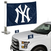 MLB - New York Yankees Ambassador Flags 4 x 6 -
