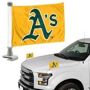 MLB - Oakland Athletics Ambassador Flags 4 x 6 -