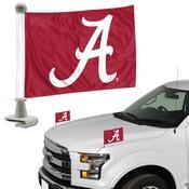 University of Alabama Ambassador Flags 4 x 6 -