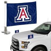 University of Arizona Ambassador Flags 4 x 6 -