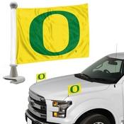 University of Oregon Ambassador Flags 4 x 6 -