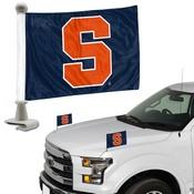 Syracuse University Ambassador Flags 4 x 6 -
