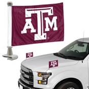 Texas A&M University Ambassador Flags 4 x 6 -