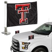 Texas Tech University Ambassador Flags 4 x 6 -