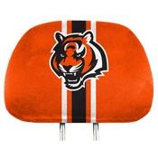 NFL - Cincinnati Bengals Printed Headrest Cover 14 x 10 -