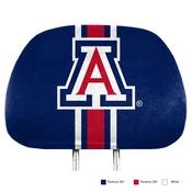 University of Arizona Printed Headrest Cover 14 x 10 -