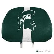Michigan State University Printed Headrest Cover 14 x 10 -