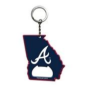 MLB - Atlanta Braves Keychain Bottle Opener 3 x 3 -
