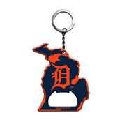 MLB - Detroit Tigers Keychain Bottle Opener 3 x 3 -