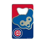 MLB - Chicago Cubs Credit Card Bottle Opener 2 x 3.25 - Primary and Alternate Logo