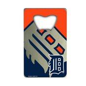 MLB - Detroit Tigers Credit Card Bottle Opener 2 x 3.25 -