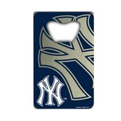 MLB - New York Yankees Credit Card Bottle Opener 2 x 3.25 - Yankees Primary Logo