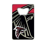 NFL - Atlanta Falcons Credit Card Bottle Opener 2 x 3.25 - Falcons Primary Logo