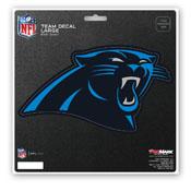 NFL - Carolina Panthers Large Decal 8 x 8 -