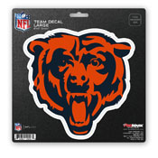 NFL - Chicago Bears Large Decal 8 x 8 -