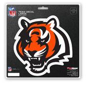 NFL - Cincinnati Bengals Large Decal 8 x 8 -
