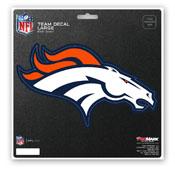NFL - Denver Broncos Large Decal 8 x 8 -