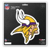 NFL - Minnesota Vikings Large Decal 8 x 8 -