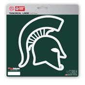 Michigan State University Large Decal 8 x 8 -