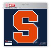 Syracuse University Large Decal 8 x 8 -