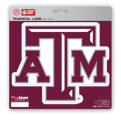 Texas A&M University Large Decal 8 x 8 -