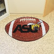 Alabama State Football Rug 20.5x32.5