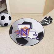Northwestern State Soccer Ball Mat 27