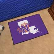 Northwestern State  Starter Mat 19