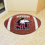 Northern Illinois Football Rug 20.5x32.5