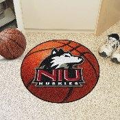 Northern Illinois Basketball Mat 27 diameter