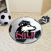 Northern Illinois Soccer Ball